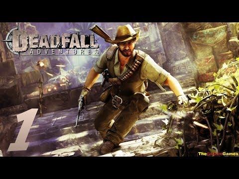 Deadfall Adventures Прохождение на русском Часть 12 Гробница Майя