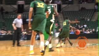 Kyrie Irving Crosses Defender, Drops Him   Five-Star Basketball