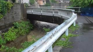 衣笠開キ町 紙屋川砂防ダム部落 2018年7月6日 部落 検索動画 7