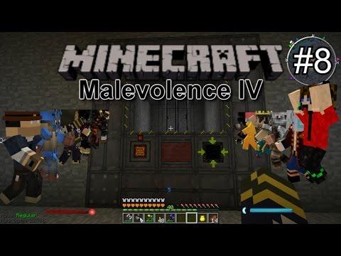 [MC] Malevolence IV Modded: Episode 8 Reactor Power!