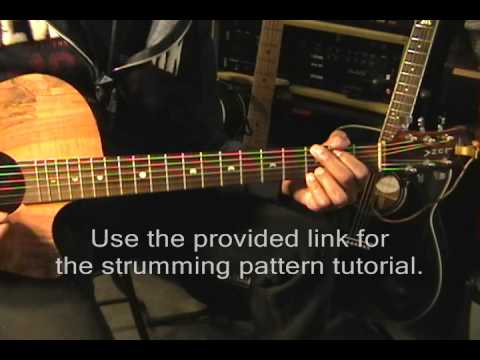 How To Play WITHOUT YOU David Guetta Usher On Guitar Lesson