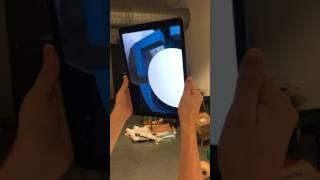 Apple ARKit Development Scotland   Quick Demo