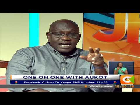 Ekuru Aukot:  Why did I run to be the President of Kenya if I do not disagree with Jubilee?