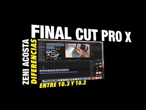 Final Cut Pro X 10.3 2 Torrent