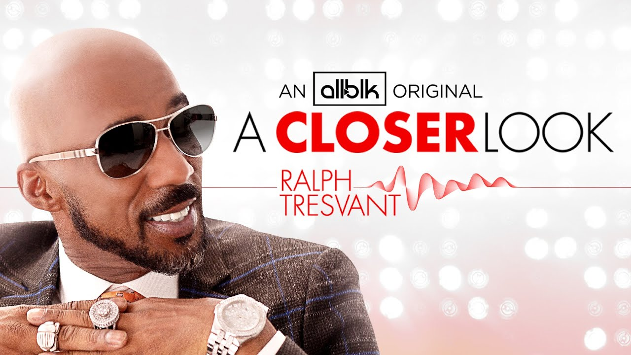 Ralph Tresvant A Closer Look