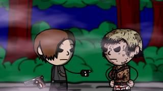 Resident Evil 4 - Ashley Jump!