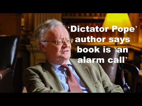 """Dictator Pope author says book is """"an alarm call"""""""