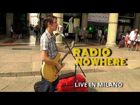 Bruce Springsteen - Radio Nowhere (cover, live in Milano)