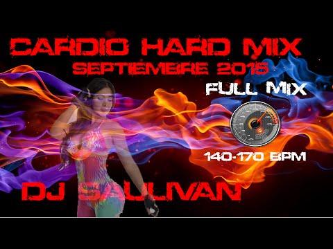 MUSICA CARDIO HARD MIX SEPTIEMBRE 2015 -DJSAULIVAN