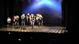 Chanzz optreden 21-6-14 Openingsdans