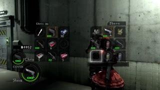 Resident Evil 5 PLAYSTATION 4 Gameplay Amateur pt2
