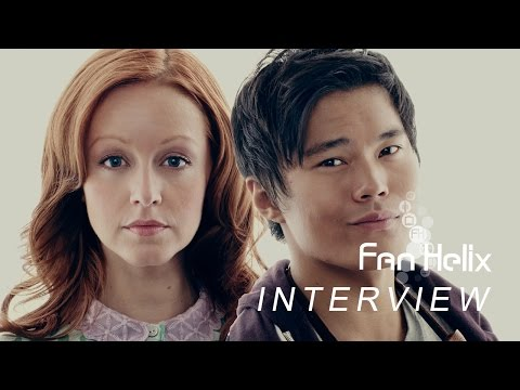 NYCC15: The Librarians RoundTable   John Kim & Lindy Booth