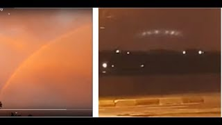 Plasma Vortex?Red Halos,Strange skies unveiled planet x news 24 nibiru today