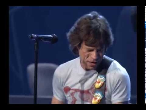 The Rolling Stones Live at Madison Square Gardens Licks Tour