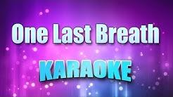 Creed - One Last Breath (Karaoke version with Lyrics)