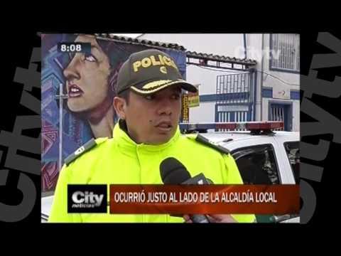 Sicarios dispararon contra un hombre en Bosa | Citytv | Marzo 31