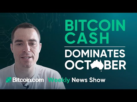 Bitcoin Cash Captures 90% Of October's Crypto Spending In Australia, Tokens.net Partners With Us