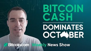 Bitcoin Cash Captures 90 of October 39 s Crypto Spending in Australia Tokens net Partners with Us