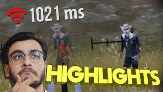 WHAT IS HIGH PING? | SOLO vs DUO WIN | PUBG MOBILE HIGHLIGHTS