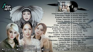 Download lagu 40 LAGU PILIHAN BCL, MELLY GOESLAW, AGNES MO DAN ROSSA || TOP HITS LAGU INDONESIA