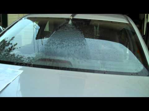 Car Leaking Water Finding Amp Fixing Rain Leak In 2003