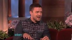 Justin Timberlake & Mila Kunis on Being Nude!