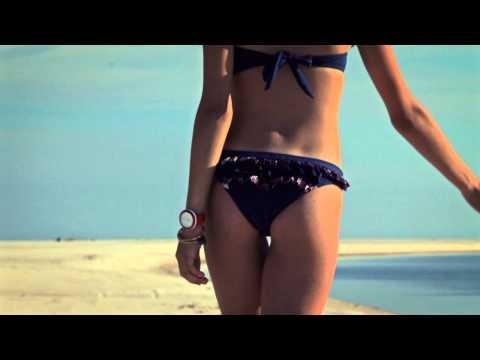 Parisien - Indian  Campaña Swimwear v13