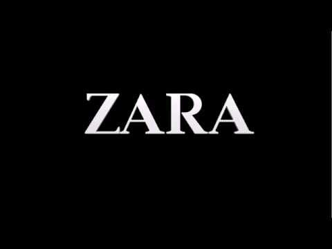 zara logo animation - YouTube