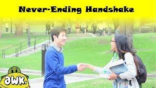 Never-Ending Handshake