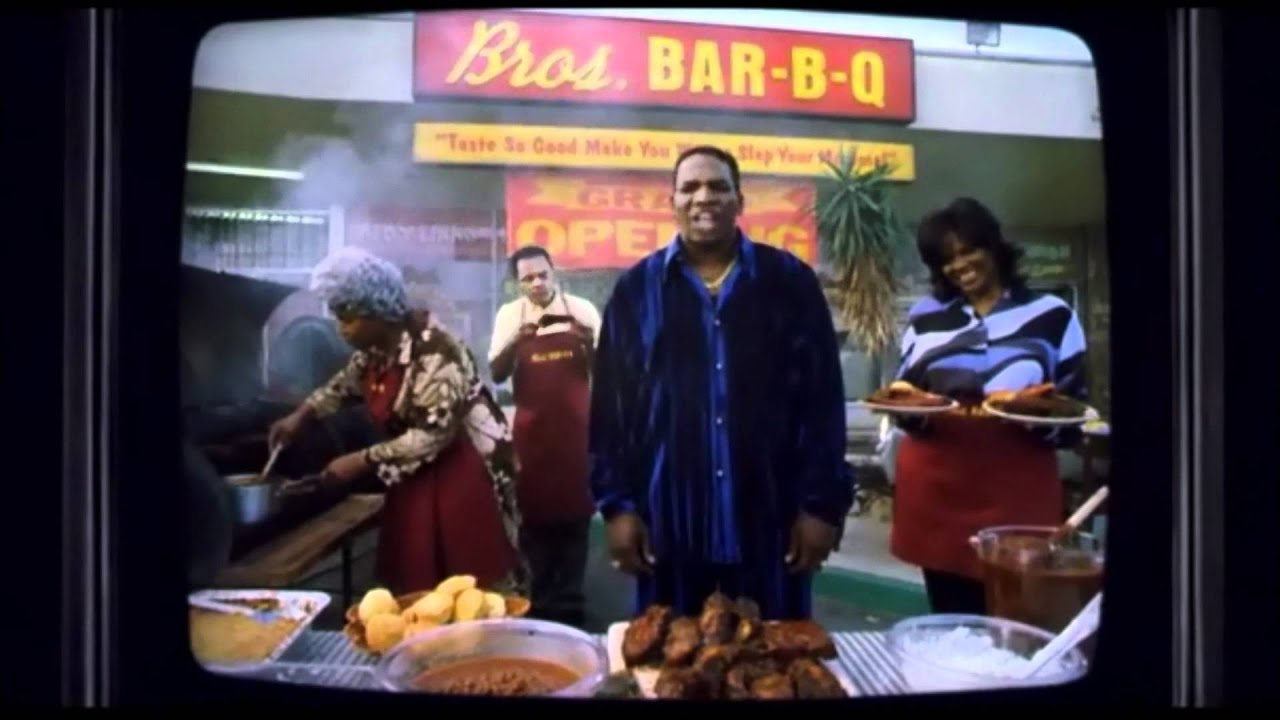 Friday After Next - 'Bros Bar-B-Q' Commercial [1080p]