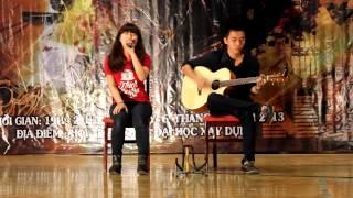 Trống vắng - TCM ĐHXD - Kỷ niệm 10 năm CLB Guitar ĐH XD