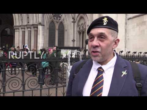 UK: Royal Courts postpones 'Marine A' sentencing until Tuesday
