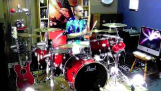 Island In The Sun - Weezer -Drum Cover By Domenic Nardone