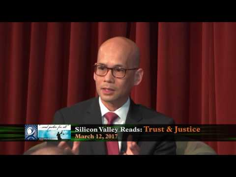 Silicon Valley Reads:  Trust & Justice - A Panel Discussion