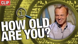 QI | How Old Are You?