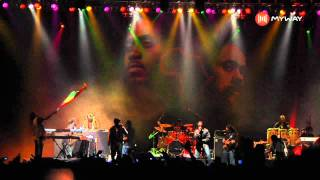 Damian Marley e NAS - Tribes at War (AO VIVO) - MYWAY
