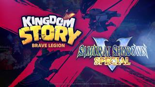Kingdom Story X Samurai Shodown V Special Collaboration