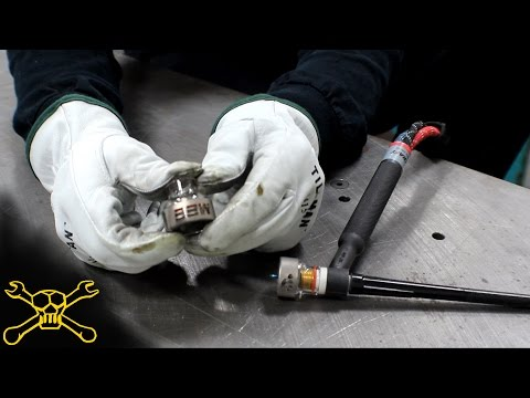 High End Tig Welding Cups with DogFab.com | Step Up Your Tig Skills