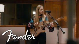 Ayla Tesler Mabe Demos The American Acoustasonic Telecaster Fender