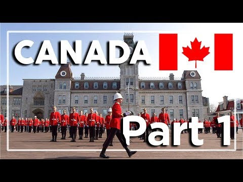 WEST POINT: Episode 06. Cadet Life at the Royal Military College of Canada Part 1    ThomasVlogs