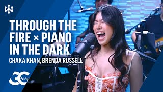 Download lagu Gg Vibes Through The Fire Piano In The Dark Gigi De Lana Jon La Jake Romeo Throwvack
