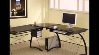Corner Desk Home Office Wood