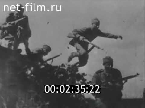Кинохроника ВОВ 9ч