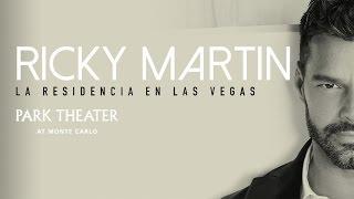 Ricky Martin - ¡La Residencia en Las Vegas!