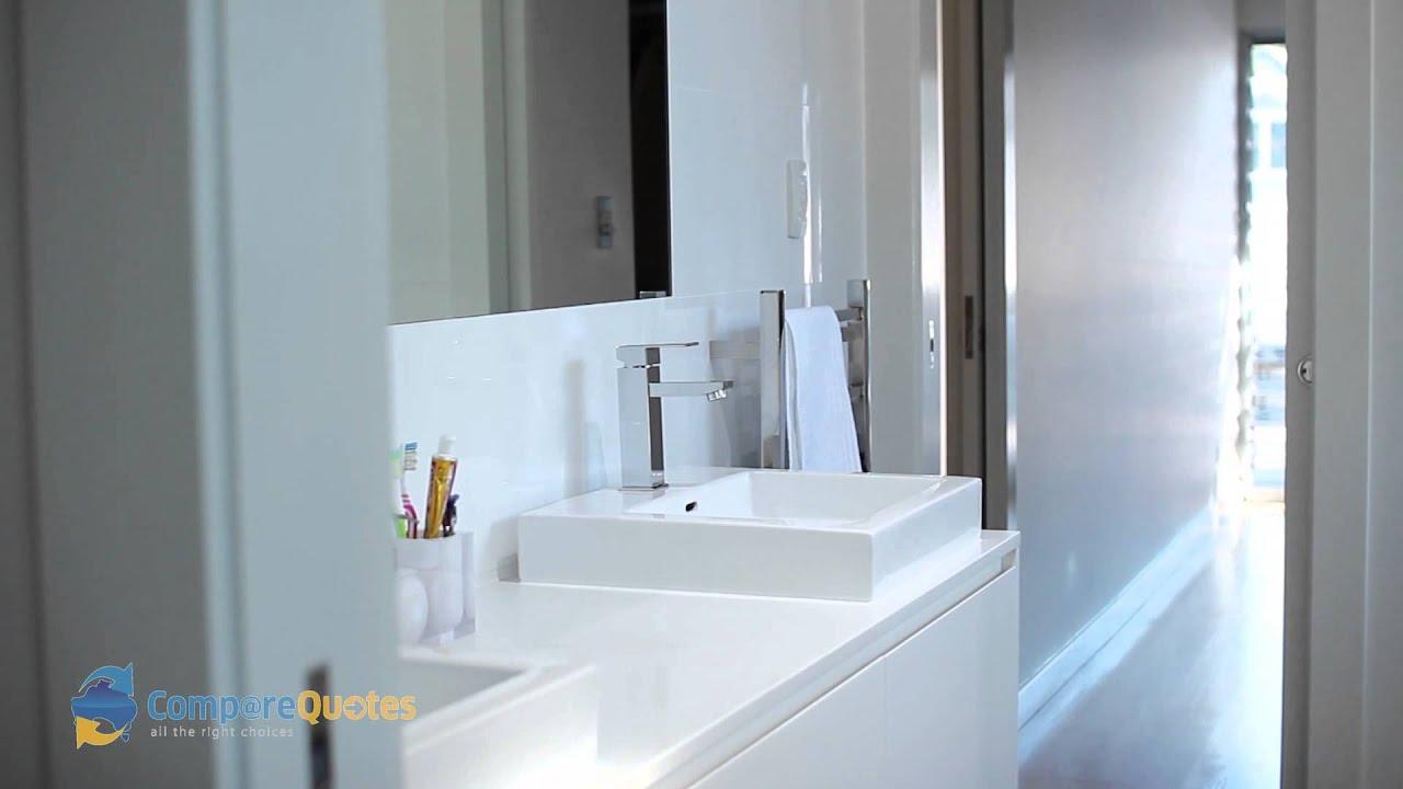 Classic Quarters House Tour 1 | Home Builders | Kitchen & Bathroom ...