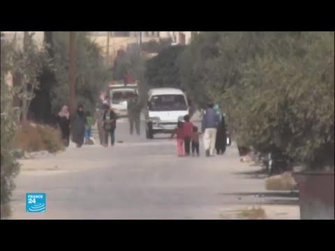 سوريا: تنظيم -الدولة الإسلامية- يعدم العشرات في مدينة القريتين بتهمة العمالة للنظام  - نشر قبل 55 دقيقة