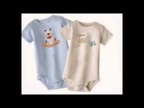 French baby clothes - YouTube