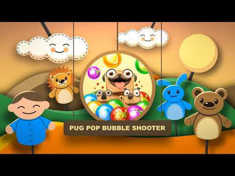 Pug Pop Bubble For Pc - Download For Windows 7,10 and Mac