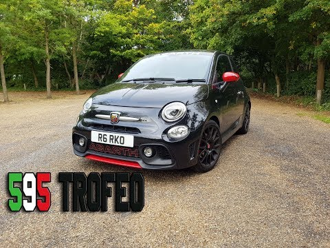 2017 Abarth 595 Trofeo Review