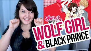 Wolf Girl and Black Prince - Anime First Impressions